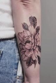 六款很文藝的女生手臂紋身圖案欣賞