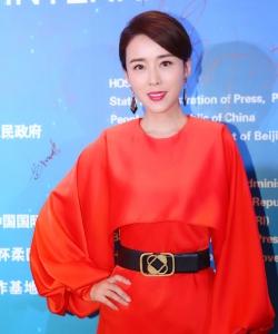 颜丹晨北京国际电影节图片