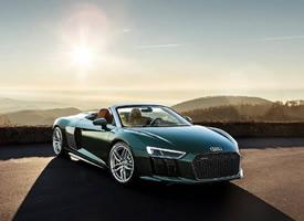 一組帥氣的Audi R8 V10+ Spyder圖片欣賞