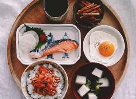 好看又營養豐富的日式一人餐 ? ?