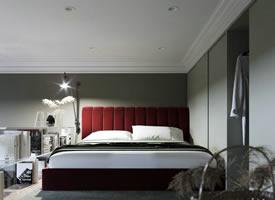 精致的北歐loft小公寓裝修效果圖