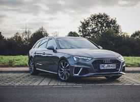 Audi A4 Avant 這種屁股比新rs6好看