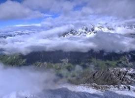 """在""""东方阿尔卑斯山"""",看最动人的美景"""