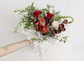 只属于你的手捧花