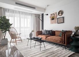 89㎡北歐混搭風設計 ,溫馨有格調的家