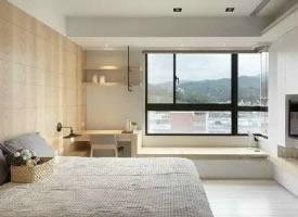 卧室书桌设计,小空间大利用