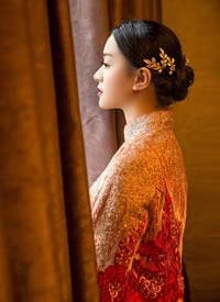 新中式造型,古典秀美,韻味十足