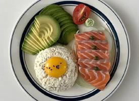 一組新鮮美味的三文魚圖片欣賞