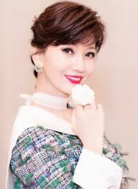 赵雅芝时尚迷人写真图片