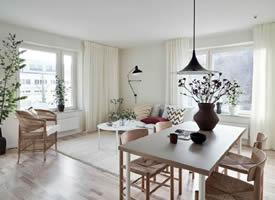 67㎡溫馨公寓裝修設計案例