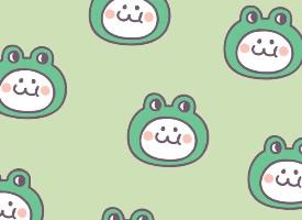 一組清新好看的綠色壁紙