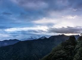 臺灣阿里山風景圖片桌面壁紙