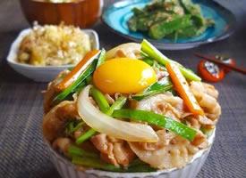 份量的扎实 让人心安和满足的米饭