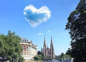 美得像童話世界的斯特拉斯堡圖片