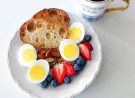 一個人的早餐也可以很營養豐盛
