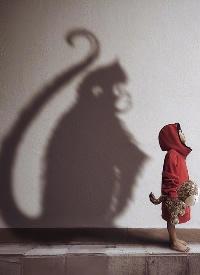 攝影師媽媽給女兒拍了一組有趣的照片,好萌啊