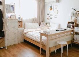 溫馨整潔臥室設計