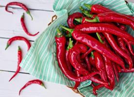 一组辛辣的红辣椒高清图片欣赏