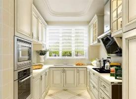 完美U型廚房設計