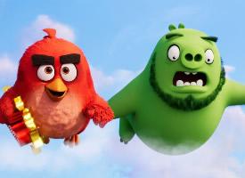 《愤怒的小鸟2》欧美动画电影桌面壁纸图片