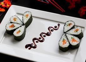 一組海鮮類的壽司圖片欣賞