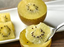 口感清爽,富含維生素的獼猴桃圖片