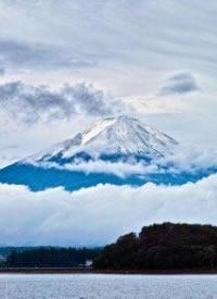 千面富士山,每一面都是自然的奇迹