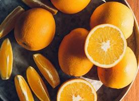 滿滿維生素的澳洲甜橙圖片欣賞