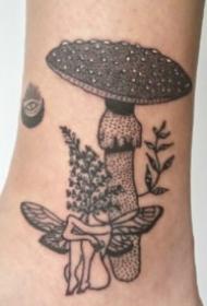 另類創意的9款惡趣味紋身圖片