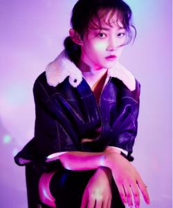 吴佳怡最新时尚性感写真