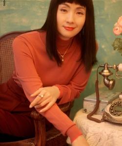 陶虹齊劉海魅力性感寫真圖片