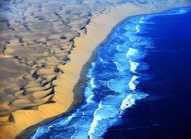 納米布沙漠,一半海水一半火焰