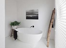 极简风格浴室设计