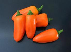 一组甜甜的水果小甜椒图片欣赏