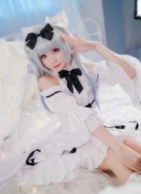 碧蓝航线美女大美女cosplay艺术写真