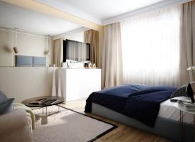 58平簡約公寓設計