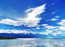 洱海唯美自然風光桌面壁紙