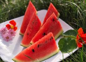 天氣涼一點 西瓜甜一點