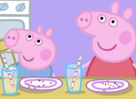 可爱的小猪佩奇手机壁纸图片
