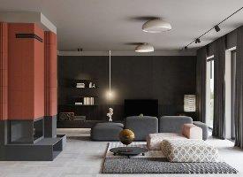 柔和風格家居設計