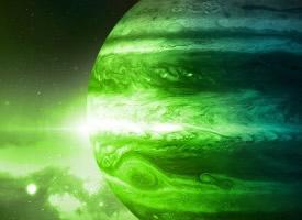 閃耀唯美多彩宇宙星球壁紙