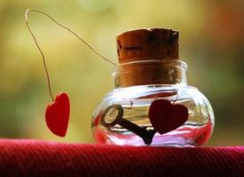 心形唯美愛情壁紙圖片