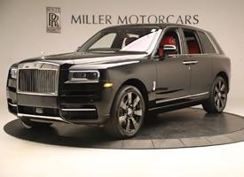 一組帥氣的2020 Rolls-Royce Cullinan ????