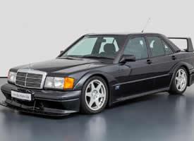 情懷無價 Mercedes 190 E 2.5-16 Evo II