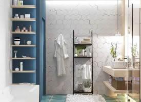 9款干濕分離衛生間設計方案