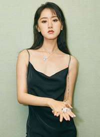 美女明星袁冰妍性感妩媚写真图片