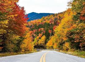 新罕布什爾州的秋天