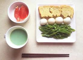 脱油脂特别彻底的减肥早餐图片欣赏