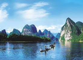 桂林山水,秀甲天下