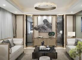新中式,给家一个精致奢华设计